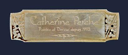 Catherine Perche - Peintre et doreur depuis 1993